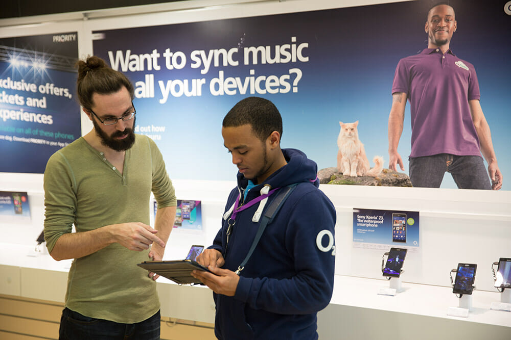 How Qudini helped O2 reduce walkouts by 62%