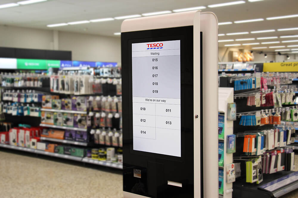 Tesco Call A Colleague Software System Qudini