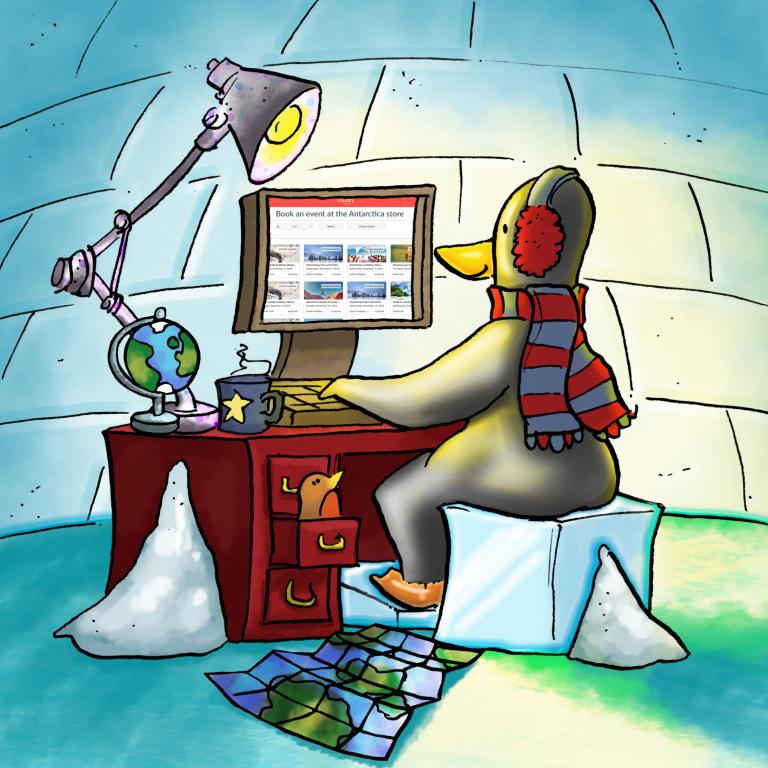 Event-management-software-retail-penguins-qudini